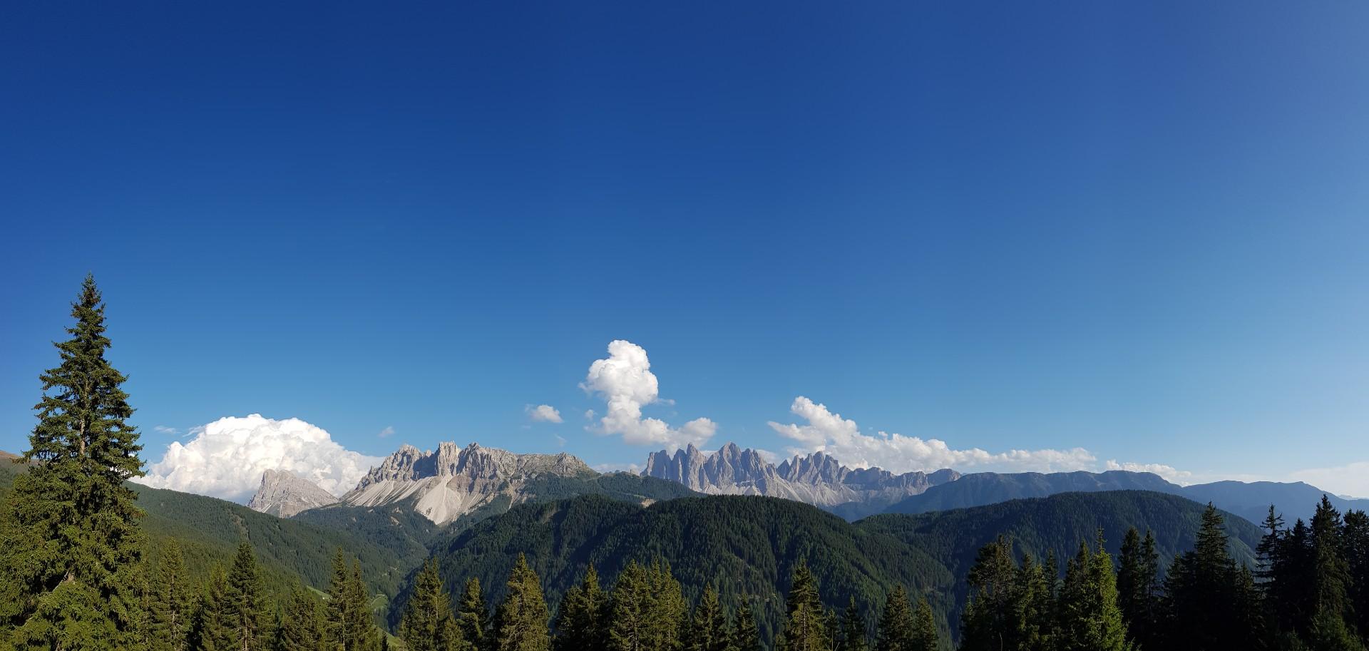 Dolomiten Südtirol Panorama