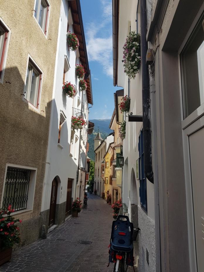 Kleine Gassen in Brixen