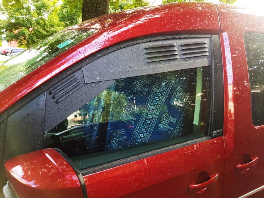 VW Caddy Lüftungsgitter