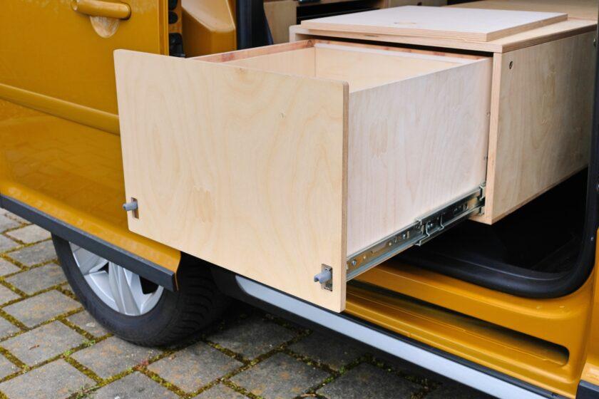 Travelcaddy Campingbox