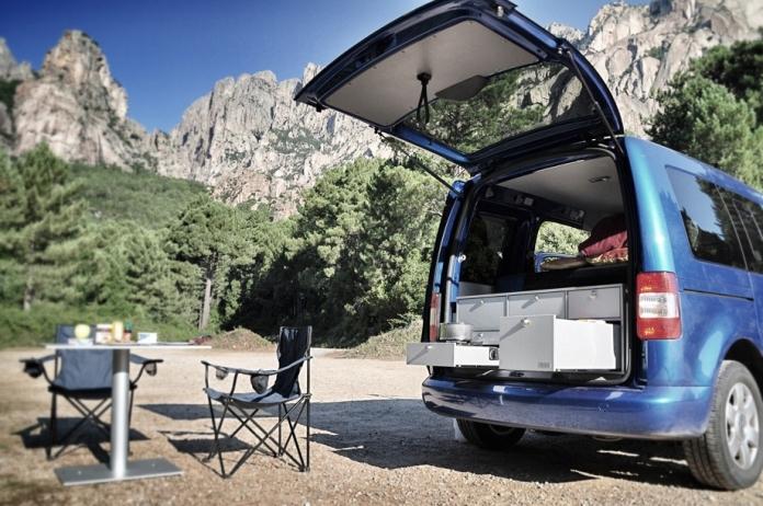 VanEssa Campingbox