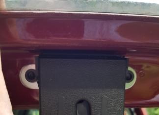 Licht im Kofferraum ausschalten trotz offener Heckklappe