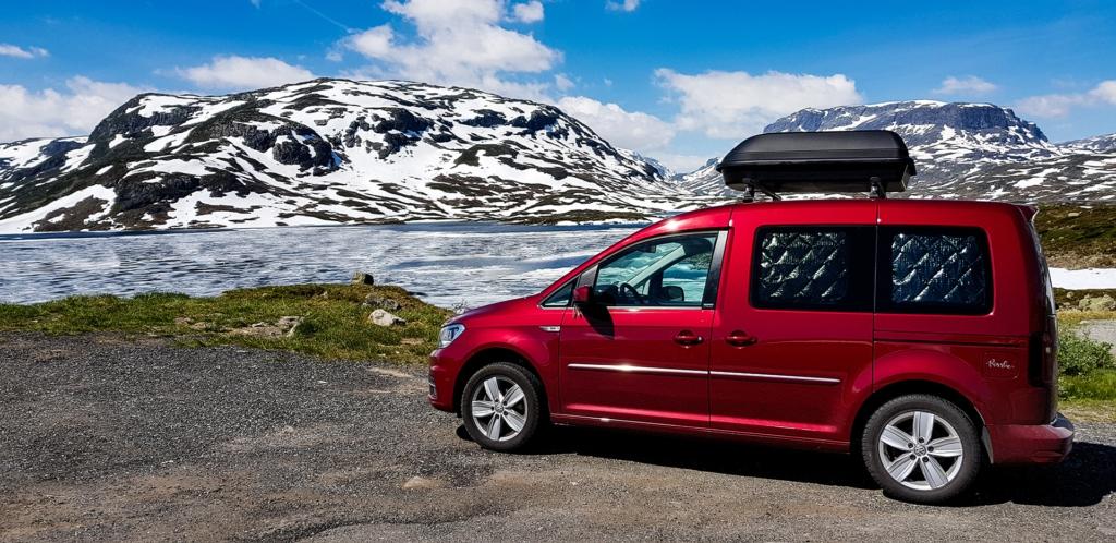Dieses Foto entstand während unseres Roadtrips durch Norwegen.