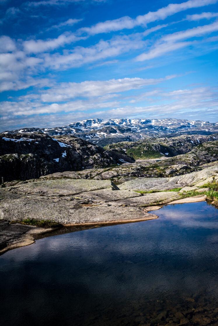 In Norwegen ist es einfach schön