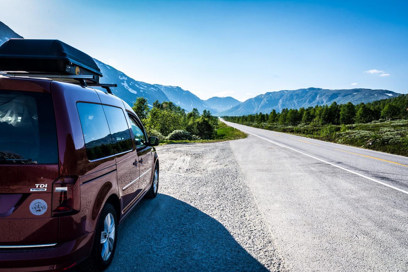 Unendliche Weiten in Norwegen