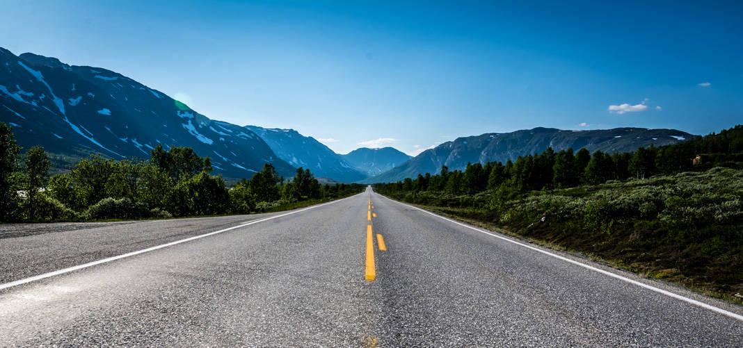 Roadtrip durch Schweden und Norwegen - Teil 1