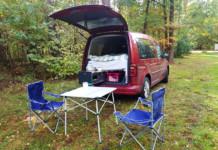 KAUA'I Camper Schlafsystem im Test