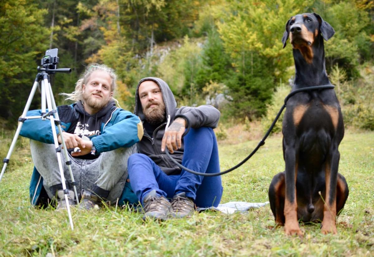 Vanlust - Bewusst auf Rädern - Interview mit Christian und Mogli