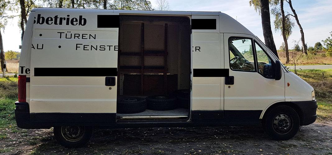 Fiat Ducato Camper Ausbau
