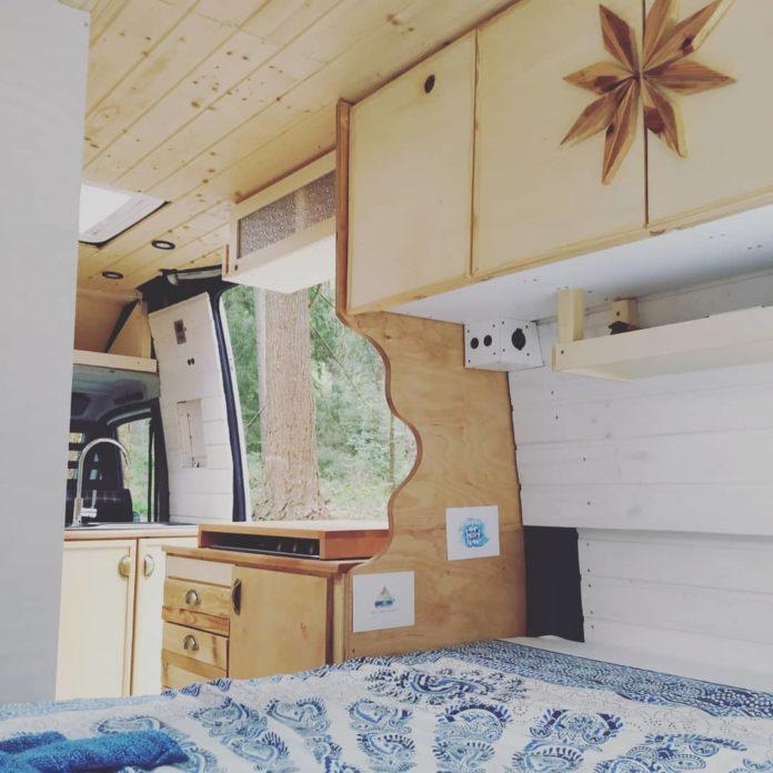 Unser DIY Camper Ausbau