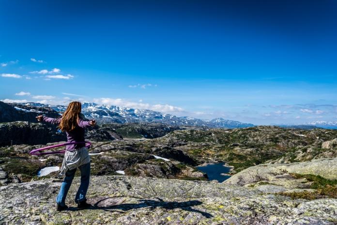 Vanlife in Norwegen