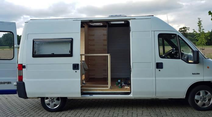 Unser DIY Camper