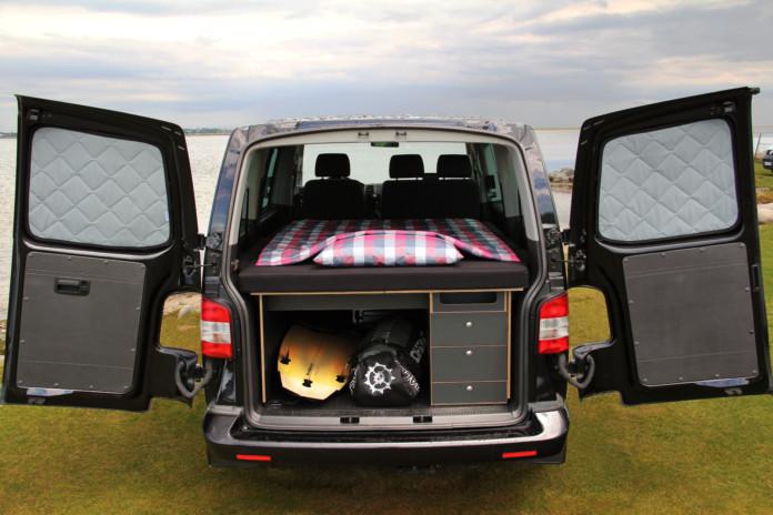 KAUA'I Camper VW T Duo