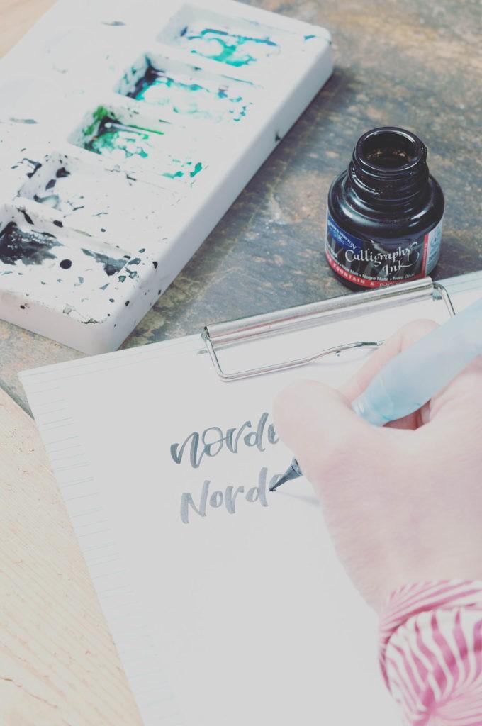 Alles selbst geschrieben und gezeichnet
