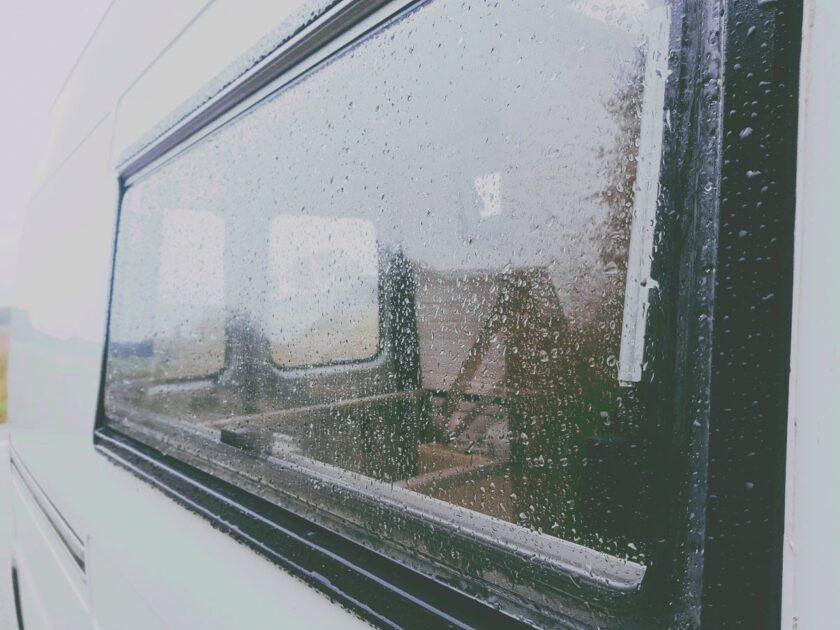 Es kann ja nicht immer nur regnen