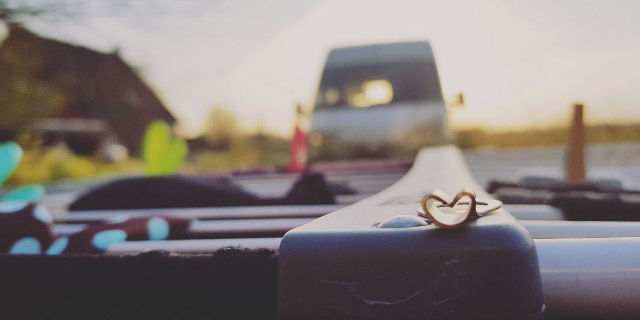 DIY Camper Ausbau mit Herz