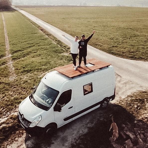 Sven the Van von Änni und Jan - Exploreamus