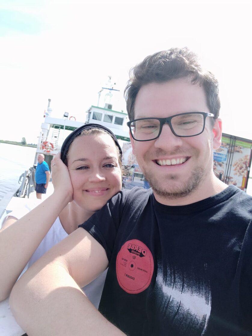 Sarah und Benny von van.named.bo