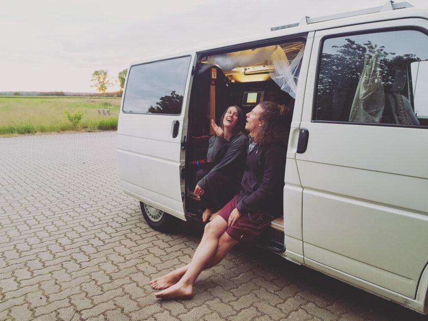 Jenni und Timo geben uns Reisetipps