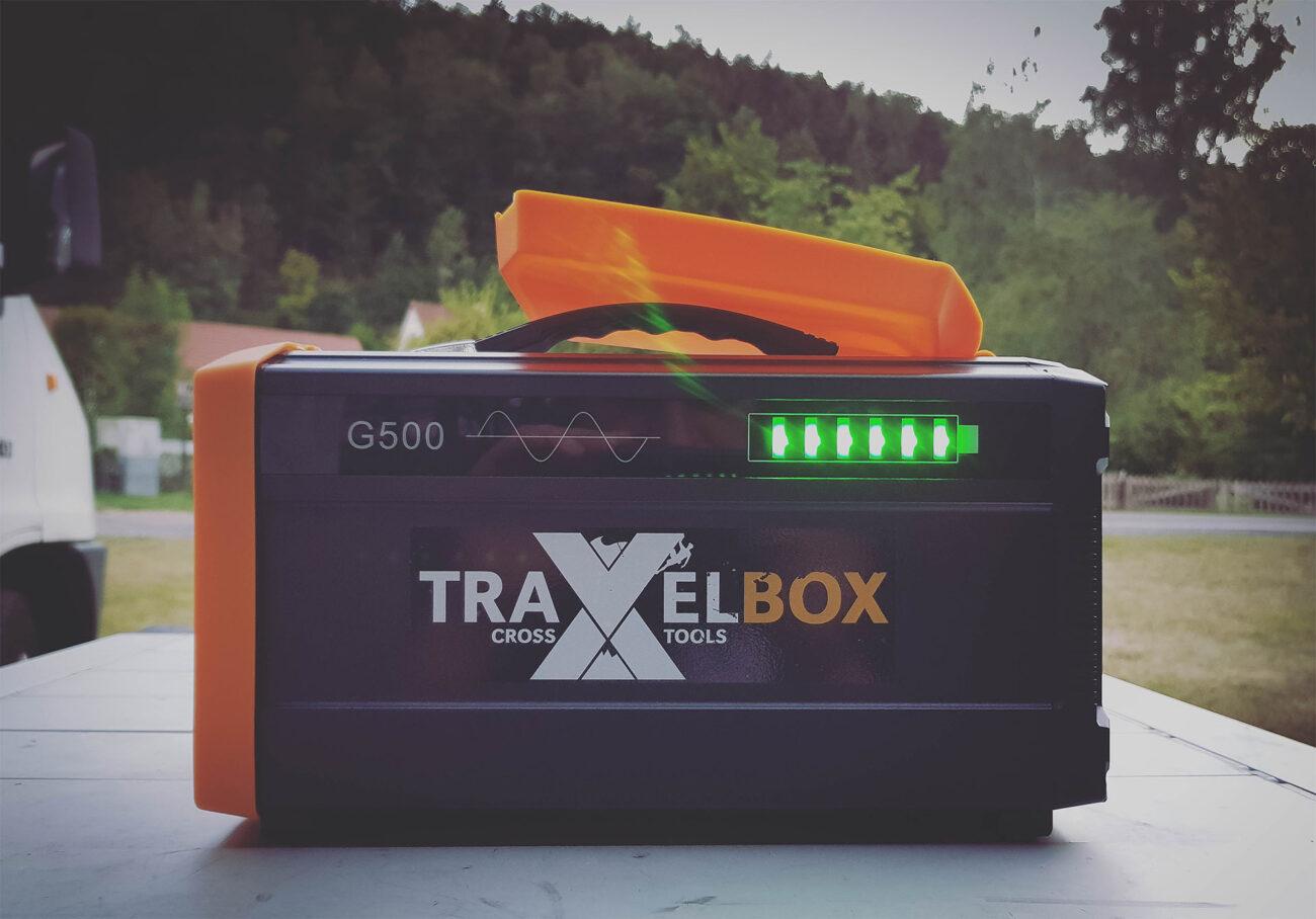 Travelbox 500 von Plug In Festivals im Test