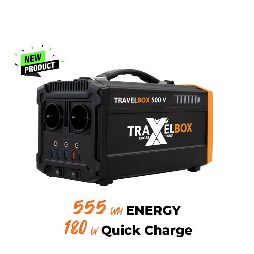 TRAVELBOX 500 V