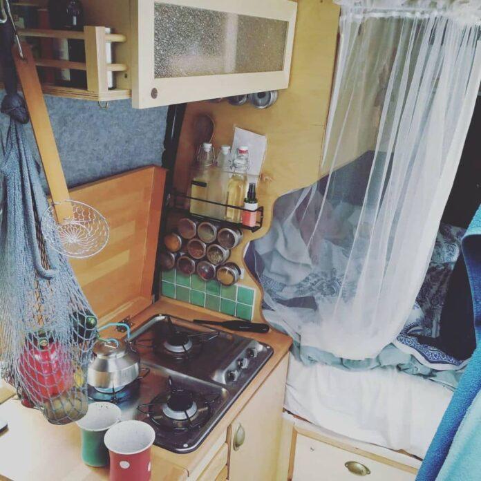 Ide Küche ist fertig