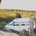 Sina und Carsten von Wanderhorizons