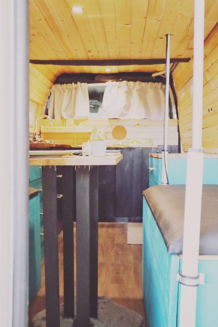 DEJA Camper DIY Wohnmobil