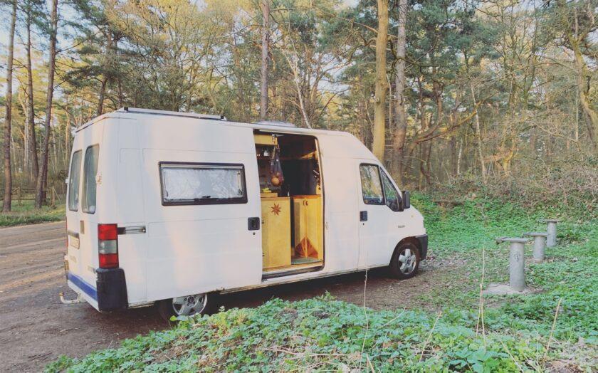 Ein Jeanlein steht im Walde