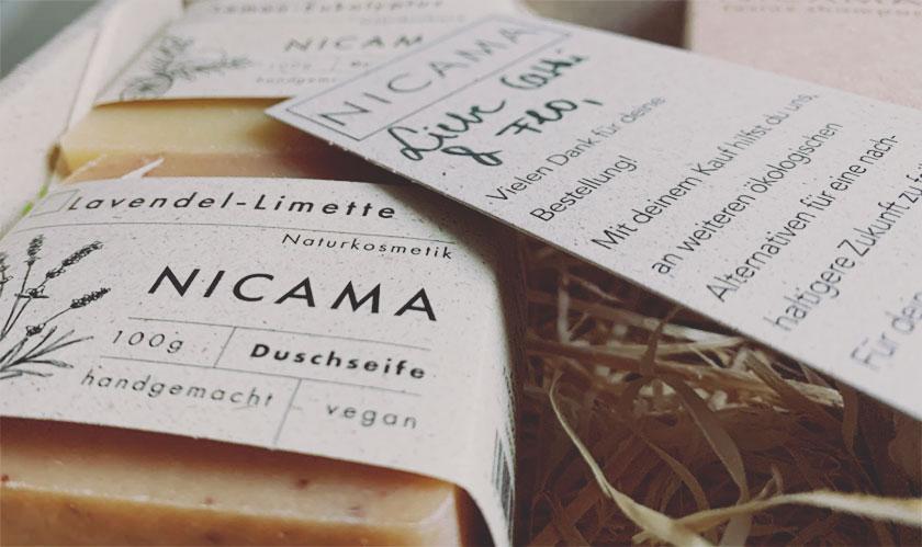 Testpaket von nicama.de