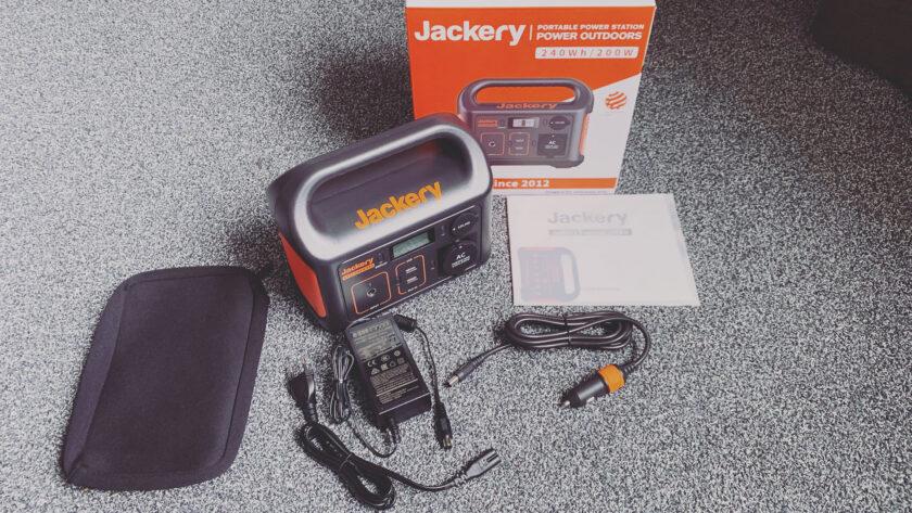 Jackery Explorer 240 Zubehör