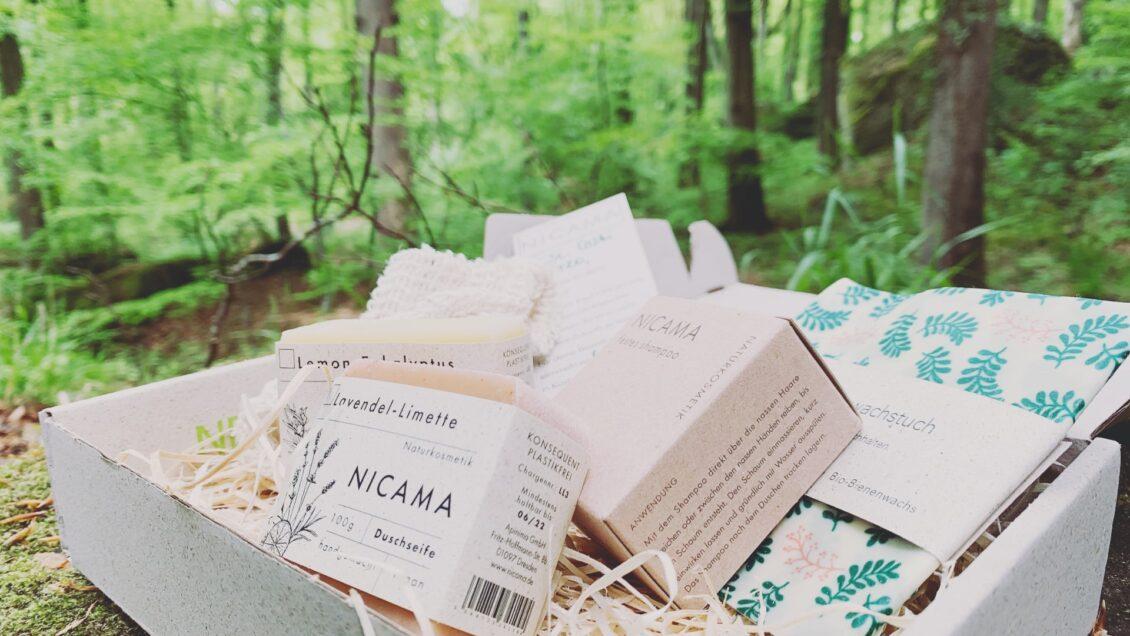 Nachhaltige Produkte von NICAMA