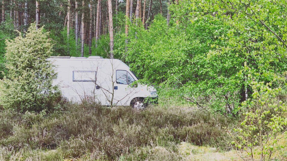 Jean - DIY Camper Roomtour