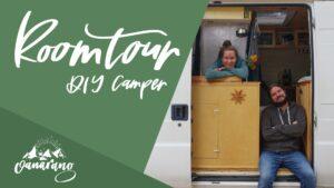DIY Camper Roomtour